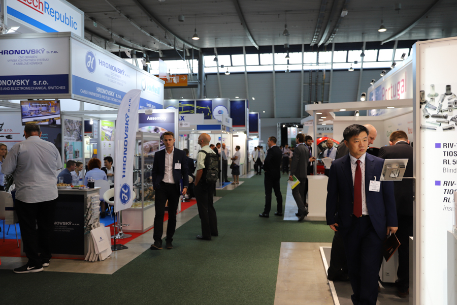 Full review of Global Automotive Components and Suppliers Expo 2017, with over 350 exhibitors